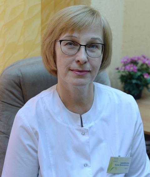 Бабайлова Елена Максимовна - педиатр и гастроэнтеролог санатория «Радон»