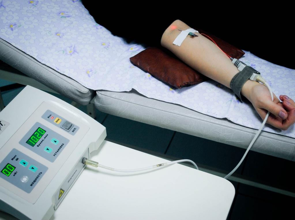 Лазеротерапия - лечение лазером