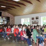День Пушкина в лагере Эврика
