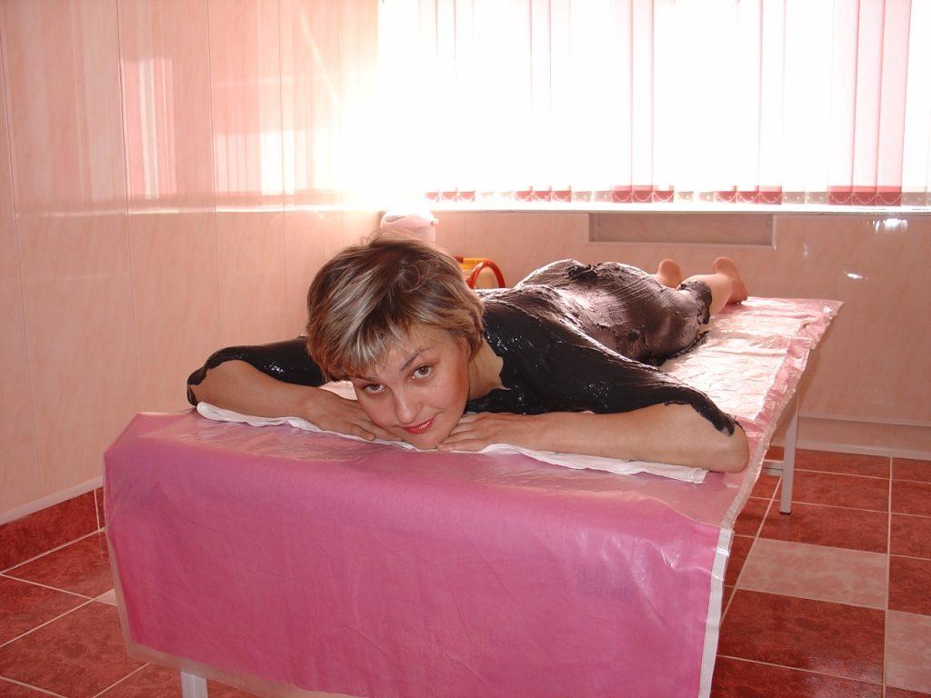 Грязелечение в санатории «Радон»