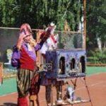 Театр кукол в гостях у лагеря Эврика